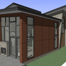 Cowichan Cottage Design Concept